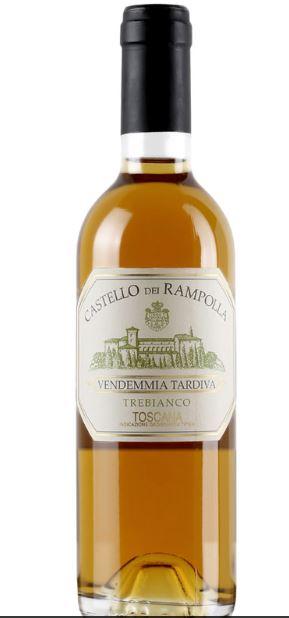 TREBIANCO 2012 VENDEMMIA TARDIVA CASTELLO DI RAMPOLLA