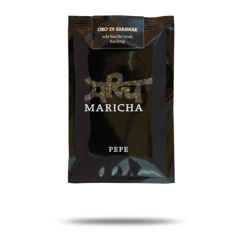 PEPE ORO BACCHE VERDI 90GR MARICHA