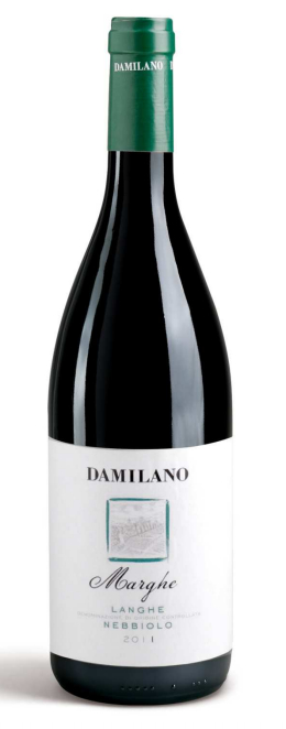 NEBBIOLO LANGHE MARGHE' 2014 DAMILANO